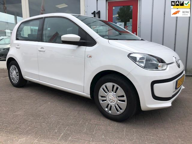 Volkswagen Up! 1.0 move up! BlueMotion Airco/Navigatie/5Drs