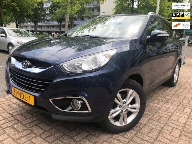 Hyundai Ix35 2.0i Business Edition Navi/Camera/Trekhaak