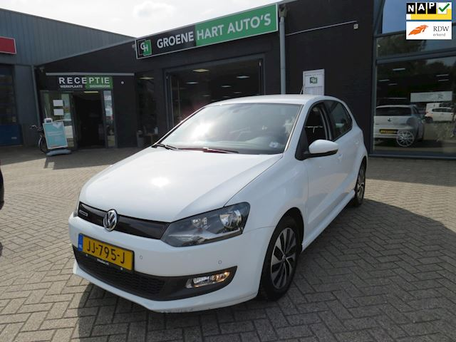 Volkswagen Polo 1.0 BlueMotion Connected Series /1STE EIG/5-DRS/NAVI/AIRCO/PDC!!