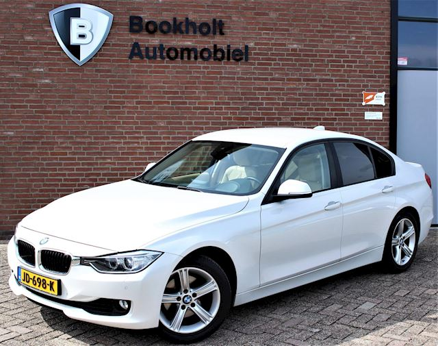 BMW 3-serie 320d 184PK VOL! HUD, Sportst. + memory, 4x stoelverw., High Executive