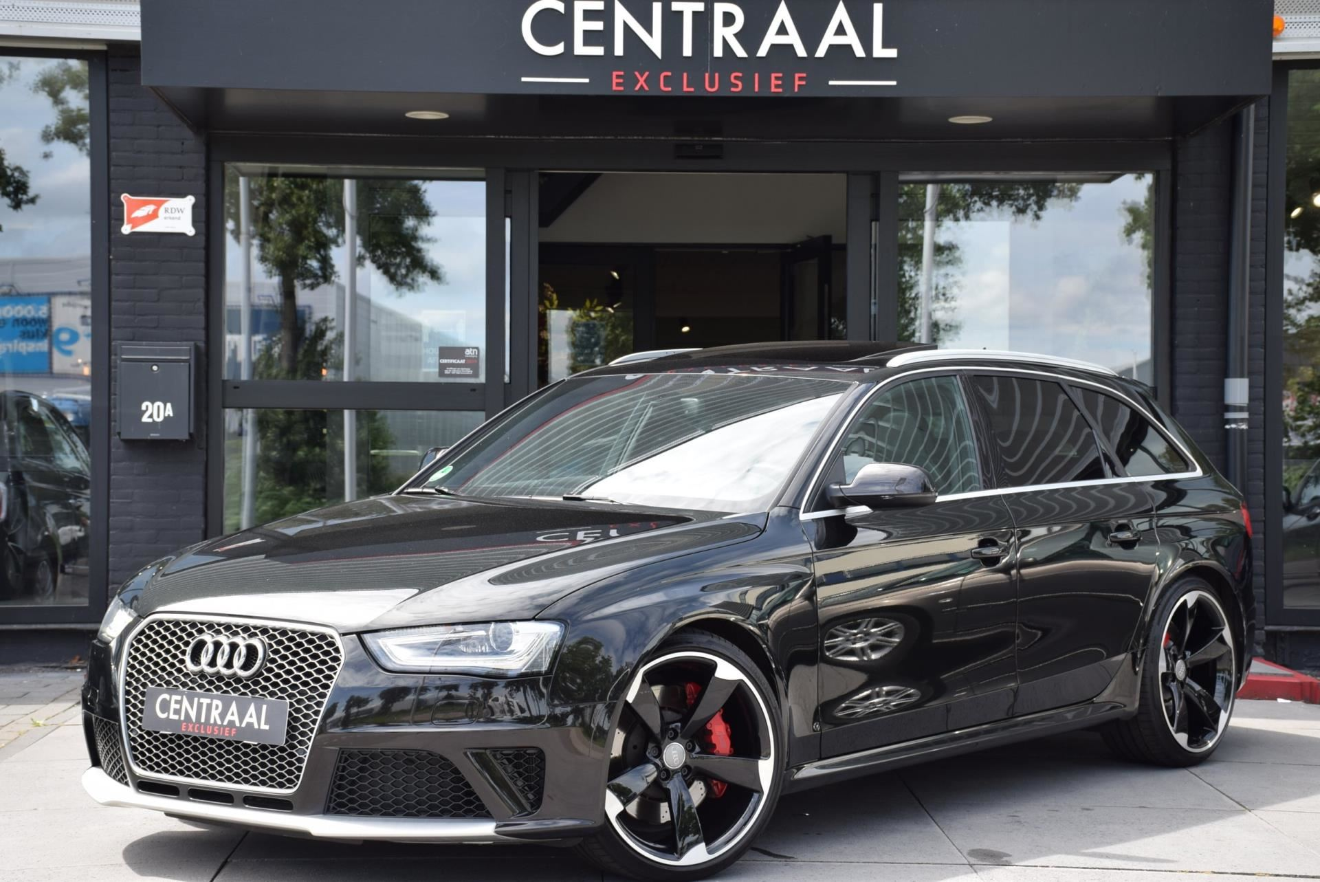 Audi RS4 Avant occasion - Centraal Exclusief B.V.
