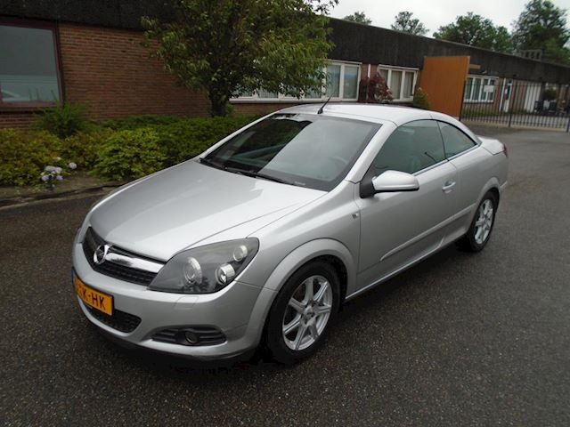 Opel Astra TwinTop 1.8 Cosmo Airco Boekjes N.A.P