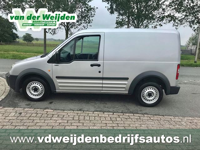 Ford Transit Connect T200S 1.8 TDCi AIRCO Zilver metalic