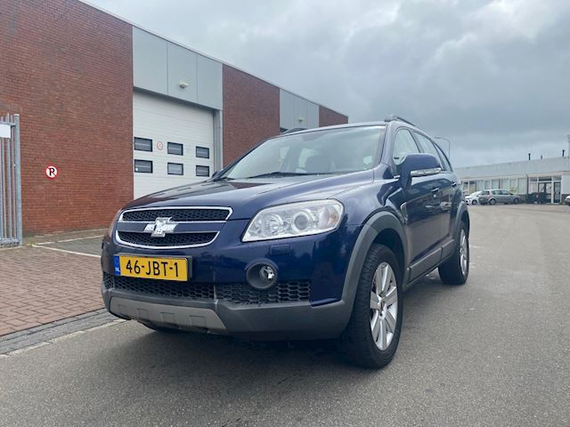 Chevrolet Captiva 3.2i Executive Limited Edition / Automaat / climate