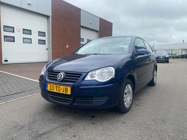 Volkswagen Polo 1.2 Optive Airco / Elek ramen / NAP