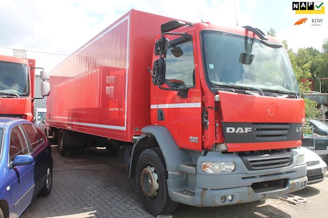 Daf LF 55 18 220 Bakwagen
