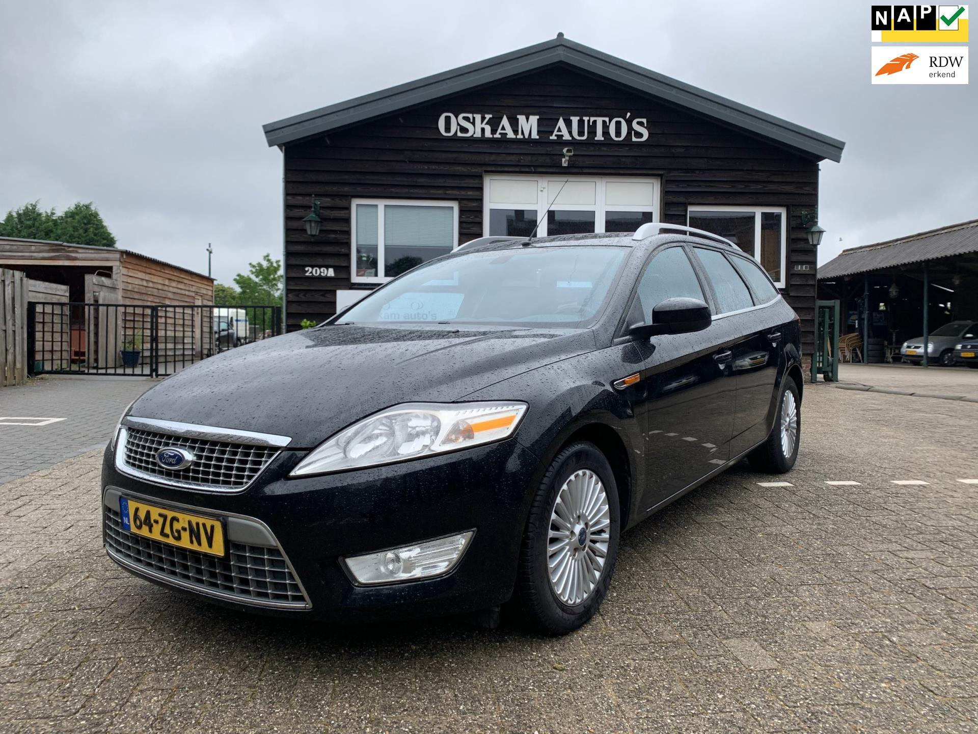 Ford Mondeo Wagon occasion - Oskam Auto's