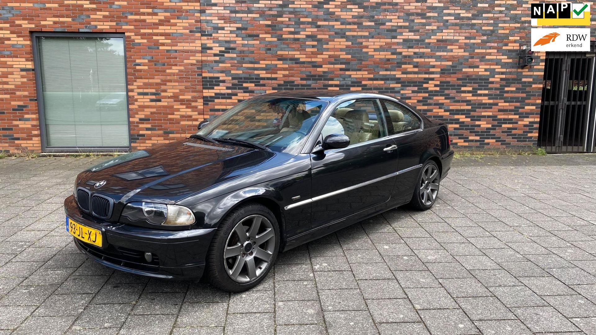 BMW 3-serie Coupé occasion - Destan010