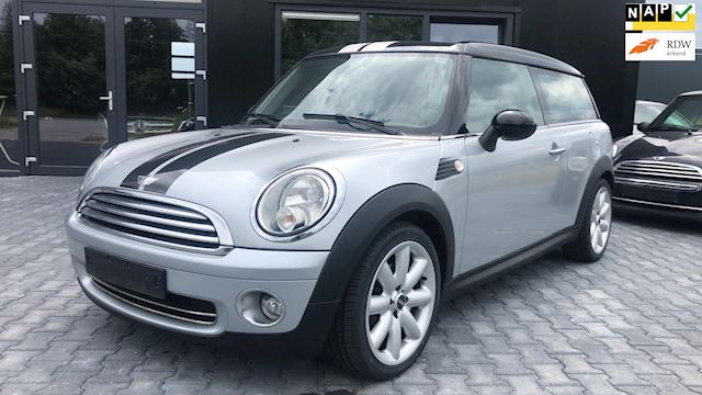 Mini Mini Clubman 1.6 Cooper Pepper