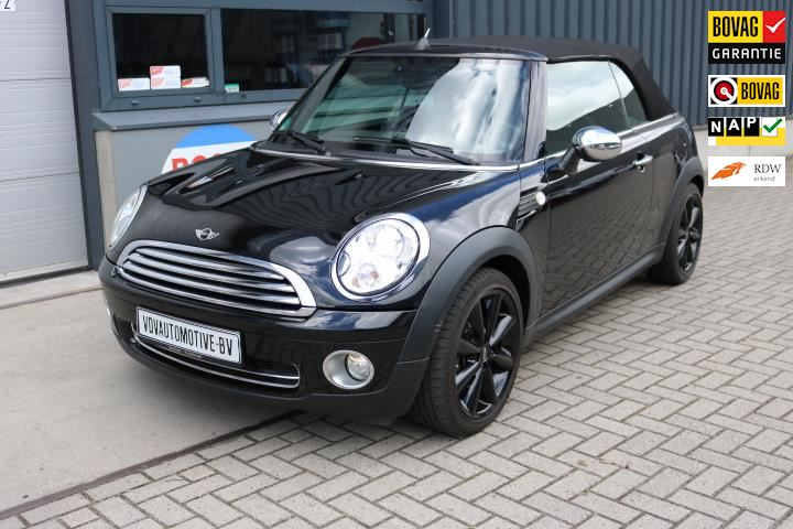 Mini Mini Cabrio occasion - Bosch Workshoppartner VDV Automotive B.V.