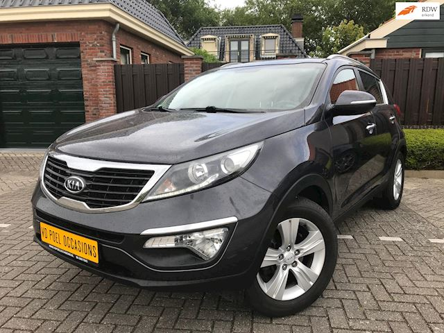 Kia Sportage 1.6 GDI Plus Pack CLIMA PDC BL.TOOTH LAGE KM