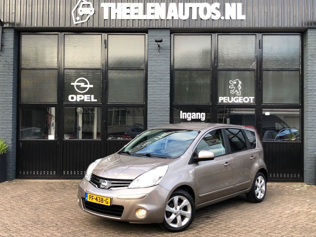 Nissan Note occasion - Theelen Auto's