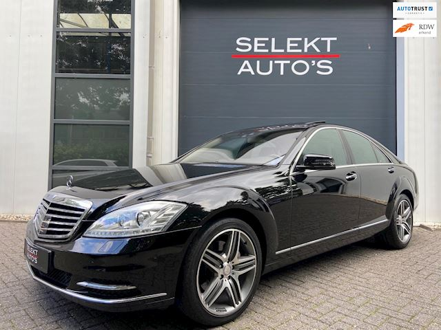 Mercedes-Benz S-klasse 350 CDI BlueEFFICIENCY Schuifak/Xenon/Dode Hoek/Camera/Full Options/Apk 04-2021