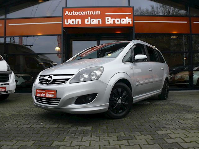 Opel Zafira 1.8 Cosmo OPC Line 7 Persoons Climate Cruise Ctr