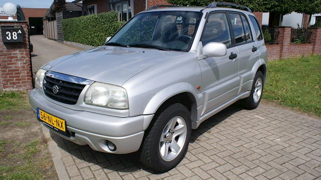 Suzuki Grand Vitara 2.0 S-Limited 5drs