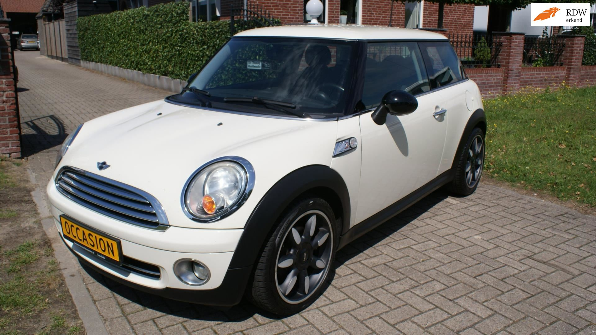 Mini Mini occasion - Autoservice Wachtmeester