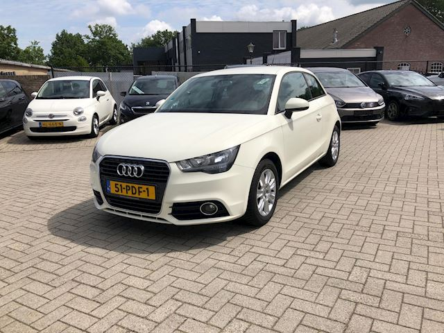 Audi A1 occasion - B. Lammers Auto's