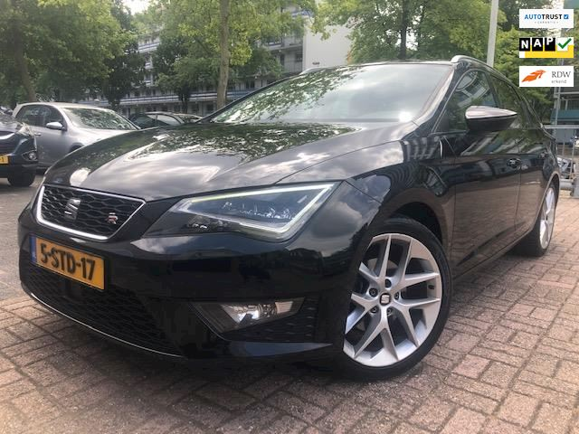 Seat Leon ST 1.4 TSI FR First Edition Navi/Clima/Cruise/Trekhaak