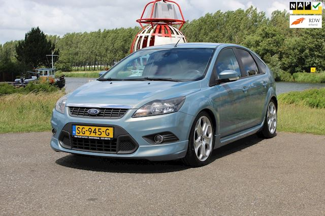 Ford Focus 1.8 Titanium Flexi Fuel RS Edition