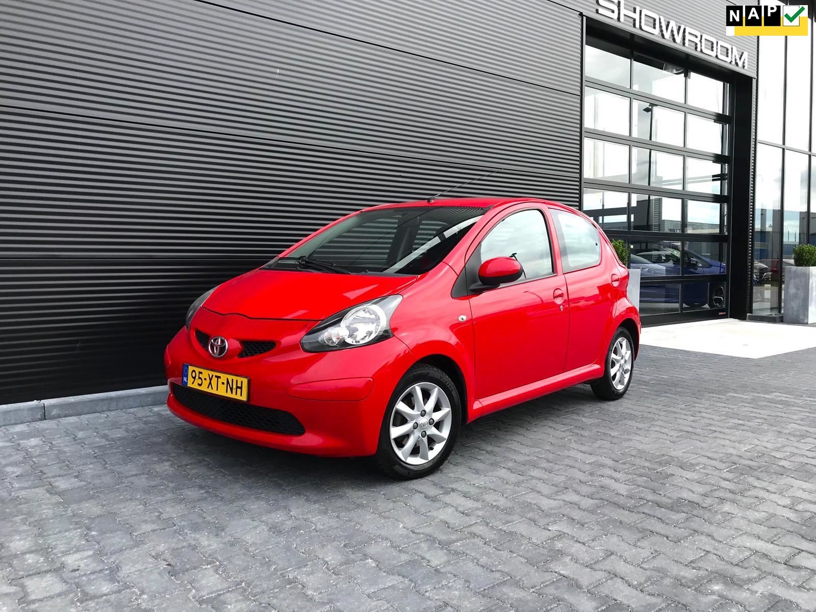 Toyota Aygo occasion - Pitstop Car Trading