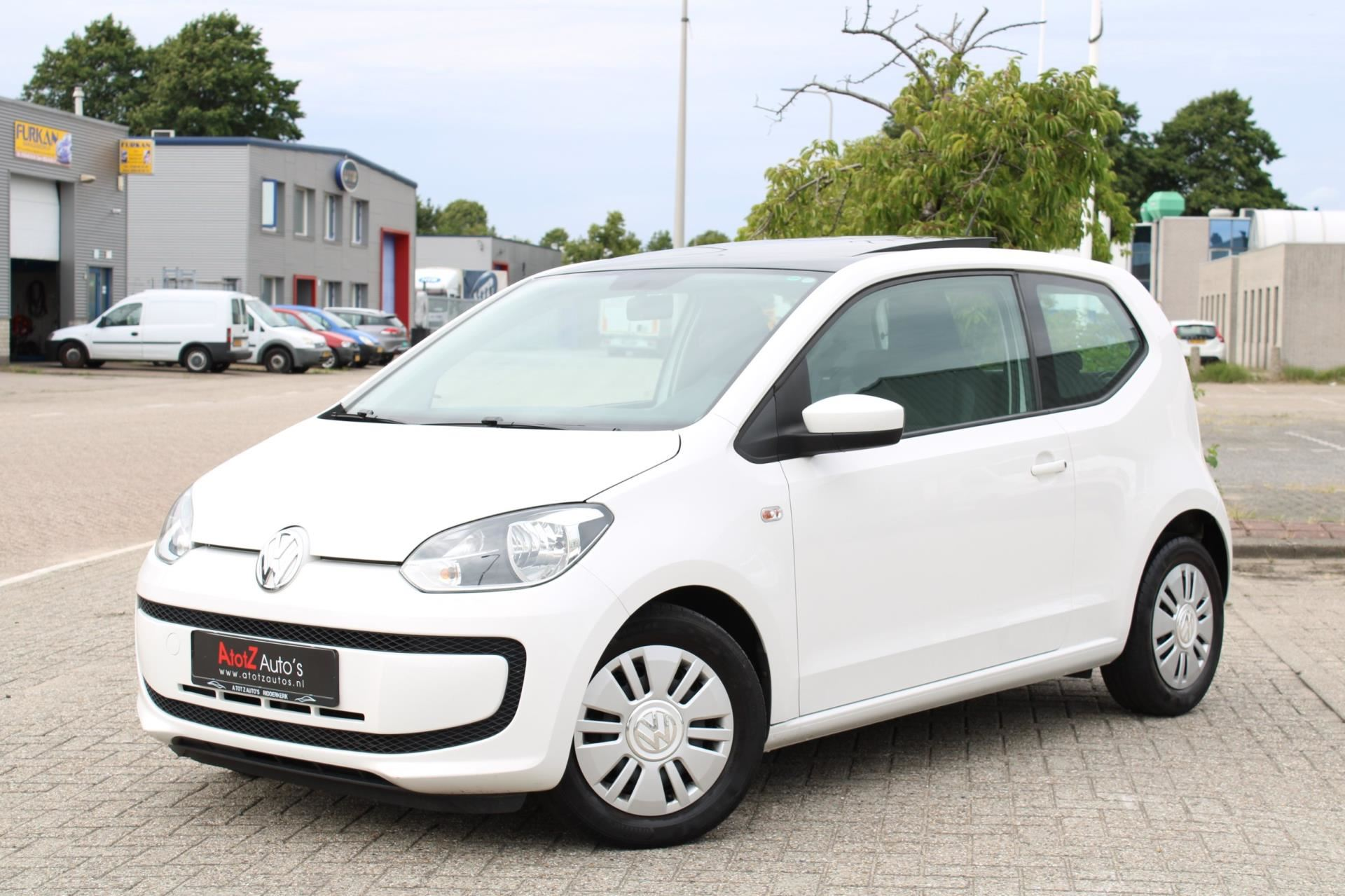 Volkswagen Up occasion - A tot Z Auto's B.V.