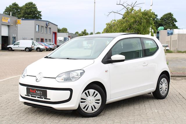 Volkswagen Up! 1.0 move up! BlueMotion l AIRCO l SCHUIFDAK
