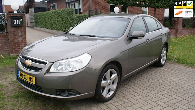 Chevrolet Epica 2.5i Executive automaat