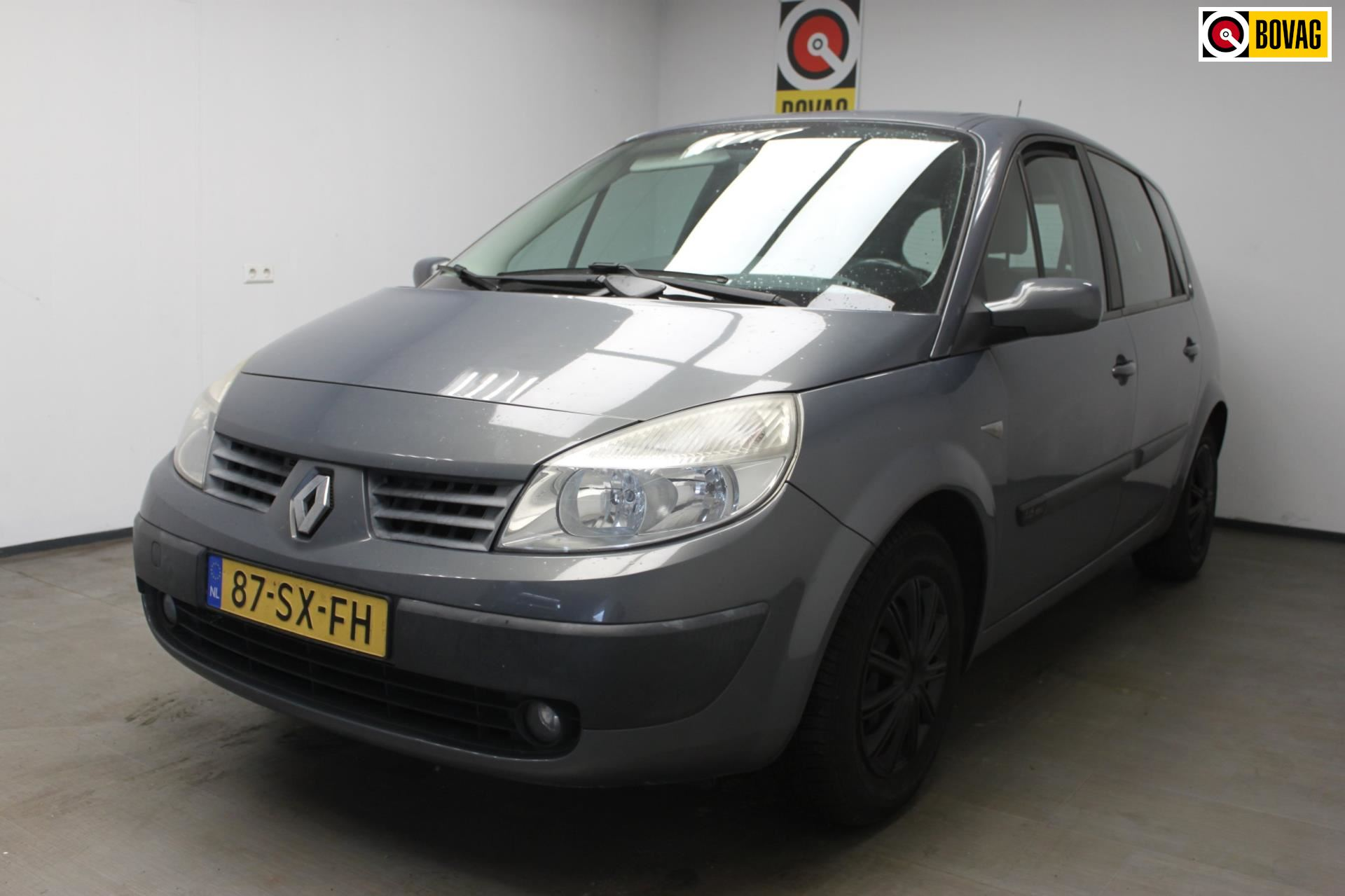 Renault Scénic occasion - Autoservice Axacars