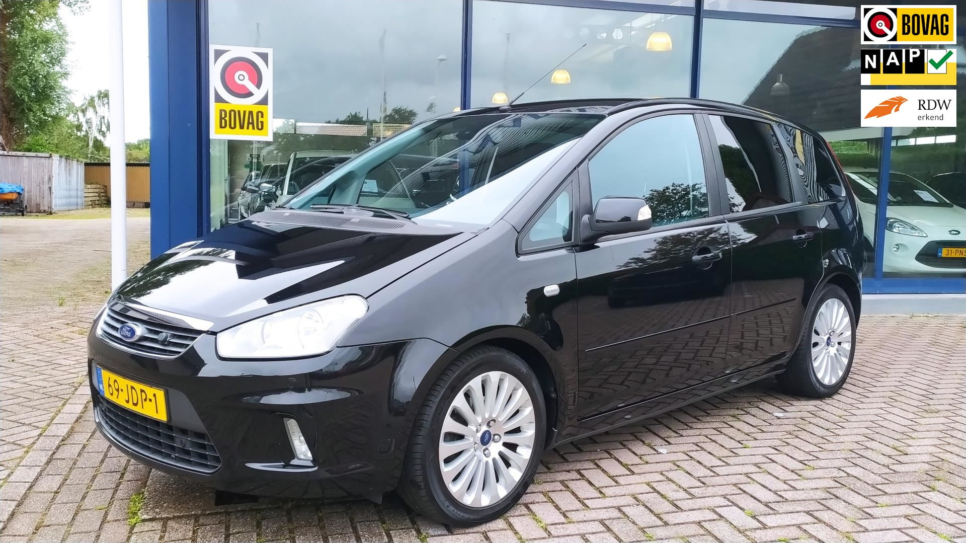 Ford C-Max occasion - Van Adel Auto's
