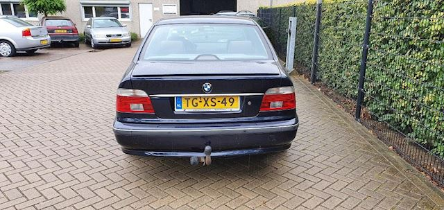 BMW 5-serie 523i Executive ,KOOPJE !!!