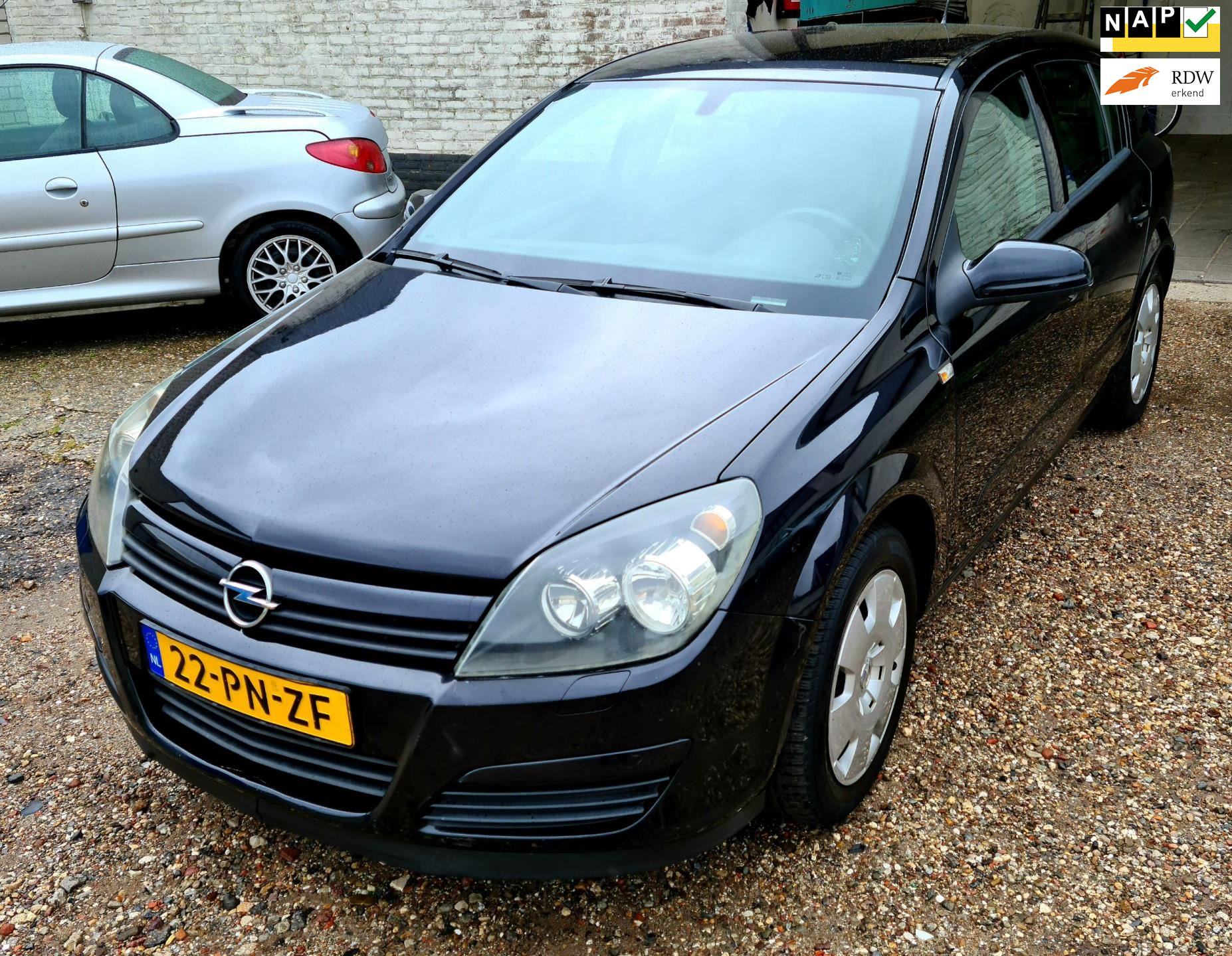 Opel Astra occasion - DeAuto nl