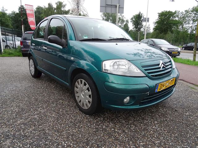 Citroen C3 1.4i Exclusive AUTOMATISCHEBAK DEFECT