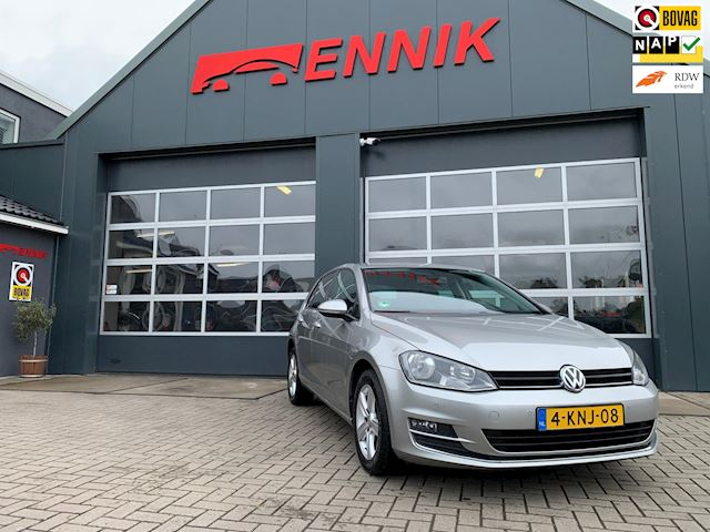 Volkswagen Golf 1.2 TSI Highline Executive / Clima / Stoelverw. / Trekhaak