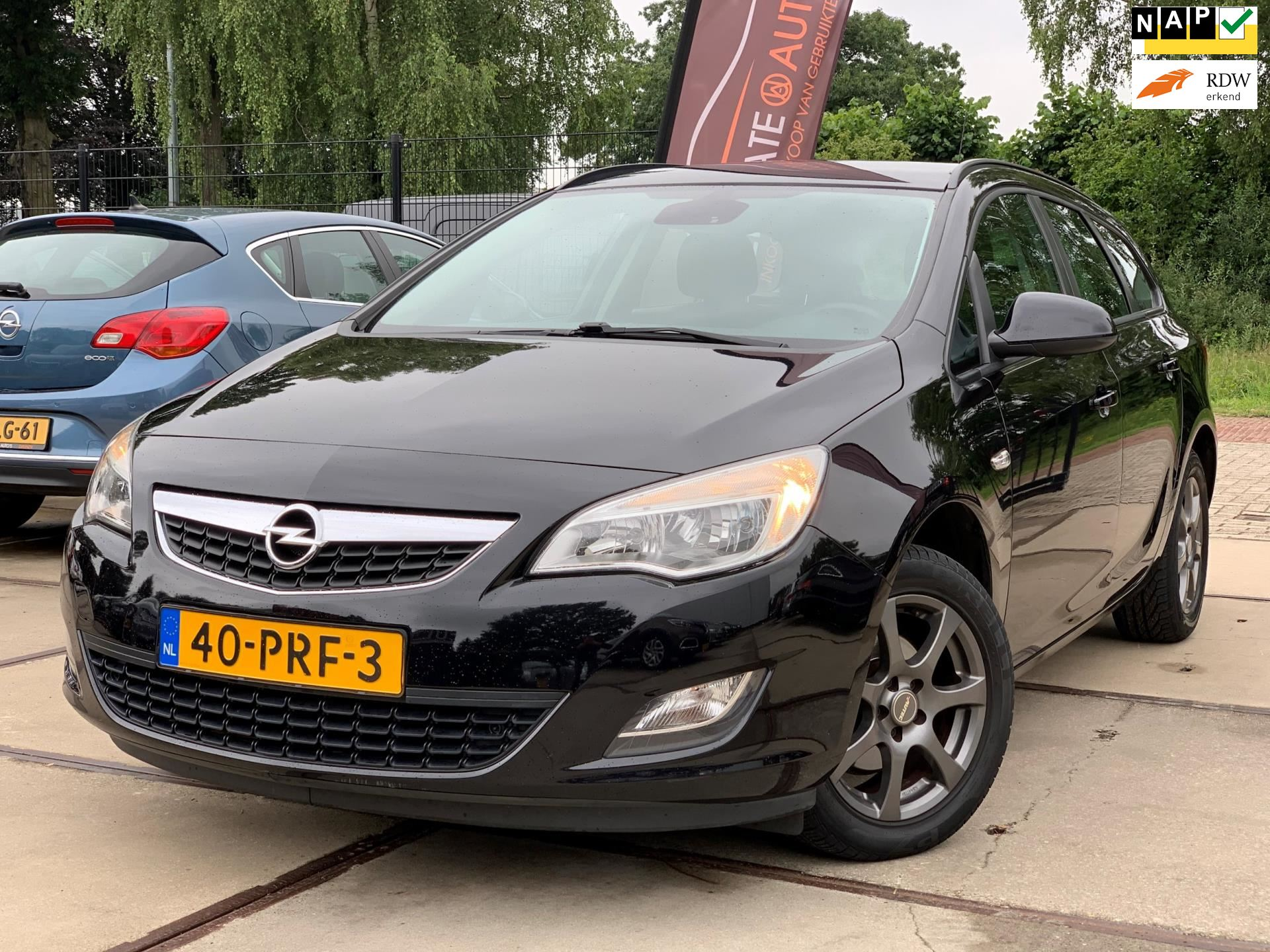 Opel Astra Sports Tourer occasion - Ultimate Auto's