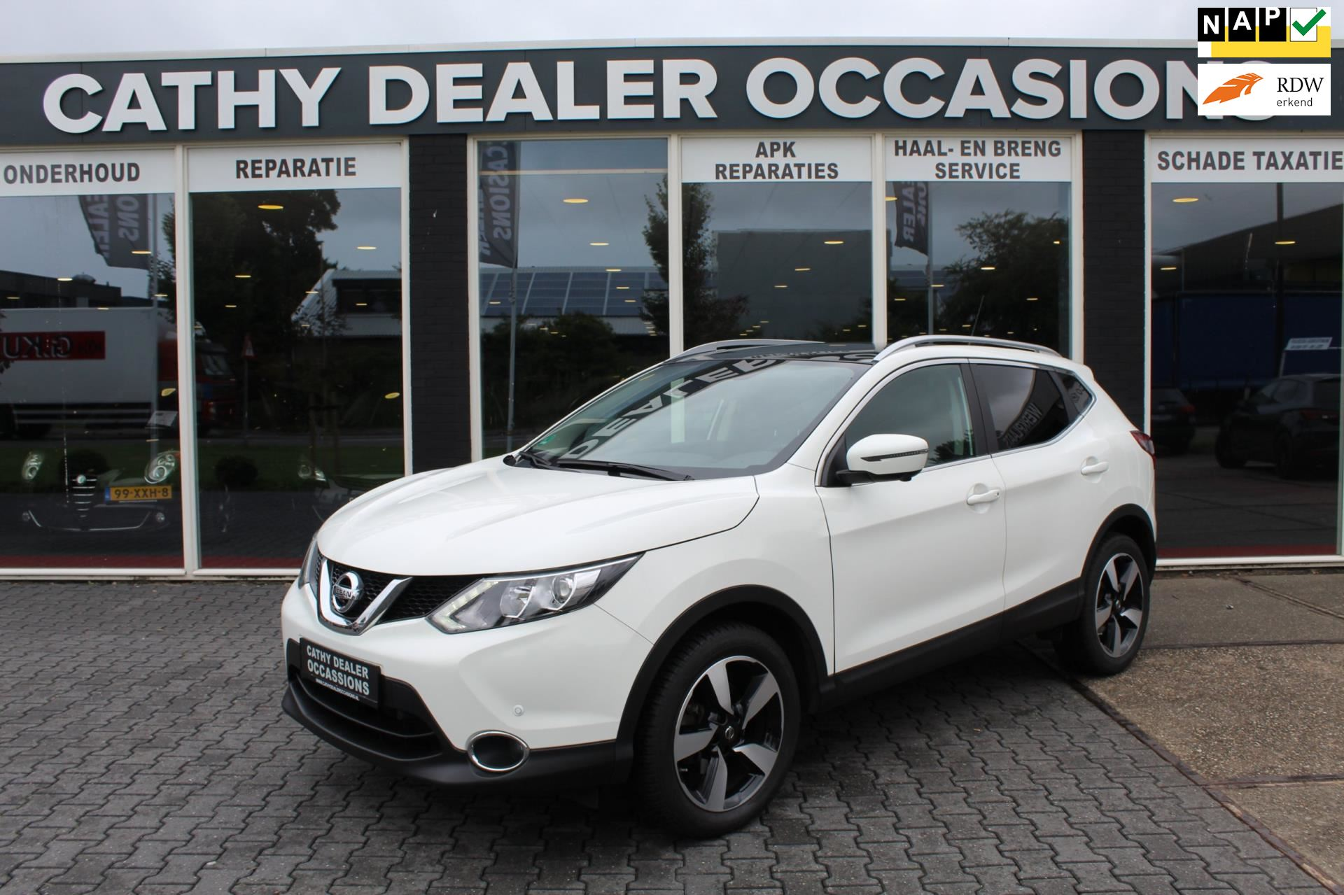 Nissan Qashqai occasion - Cathy Dealer Occasions