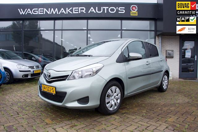 Toyota Yaris 1.3 VVT-i Aspiration Clima|Cruise|Camera|DealerOnderhouden!