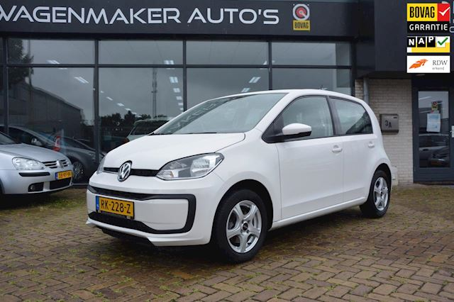 Volkswagen Up! 1.0 BMT move up! Airco|Bluetooth |Weinig KMs!