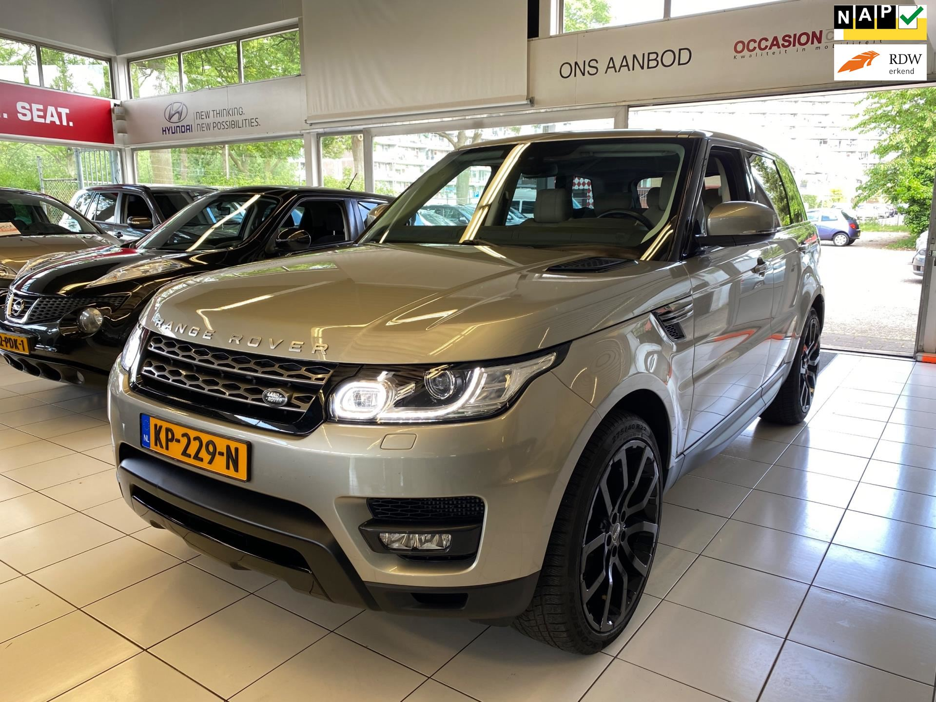 Land Rover Range Rover Sport occasion - Senna Cars