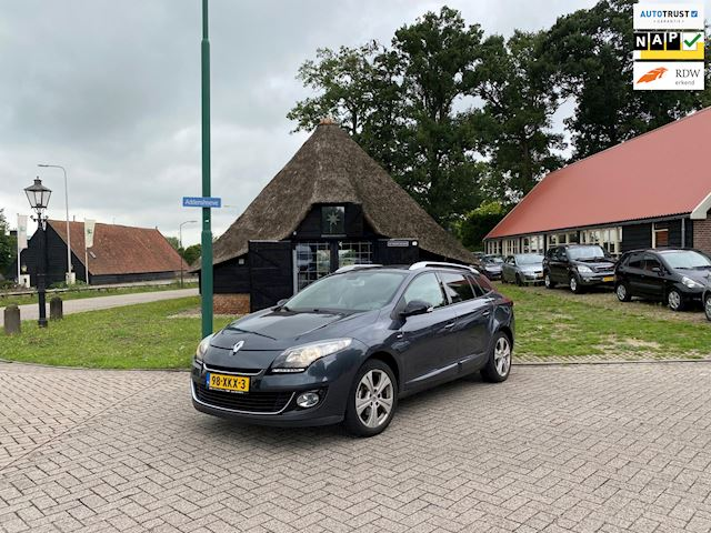 Renault Mégane Estate 1.5 dCi Bose in nette staat!