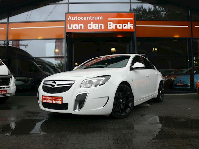 Opel Insignia 2.8 T OPC 4x4 Navi Leder Climate Cruise Ctr Stoelverwarming Full  Options
