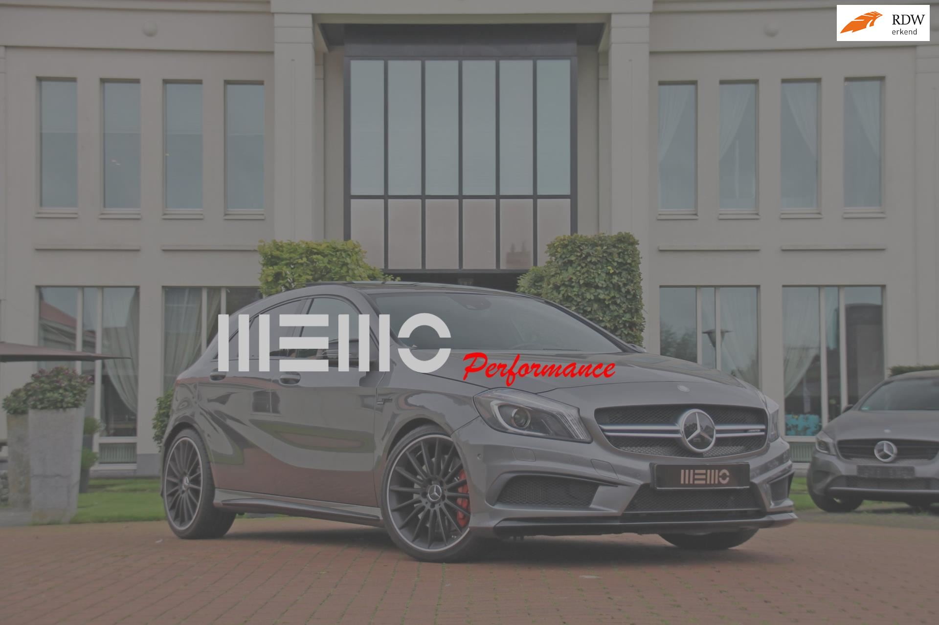 Mercedes-Benz A-klasse occasion - Memo Performance