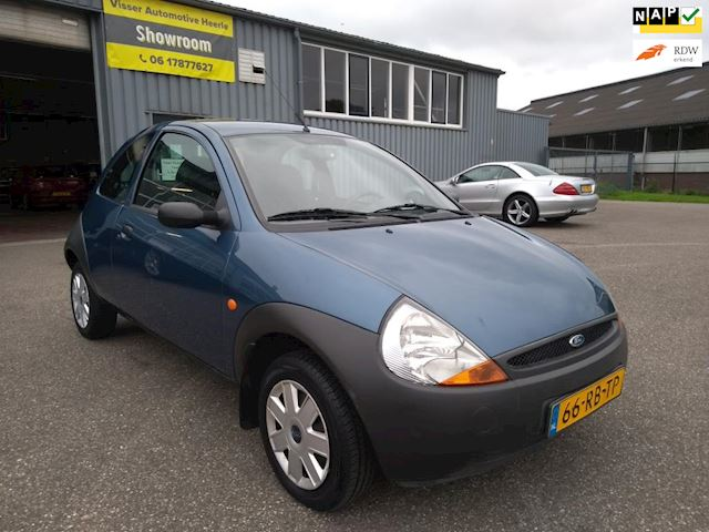 Ford Ka 1.3 Style Roestvrij ! Airco ! APK tot 03-2021 !