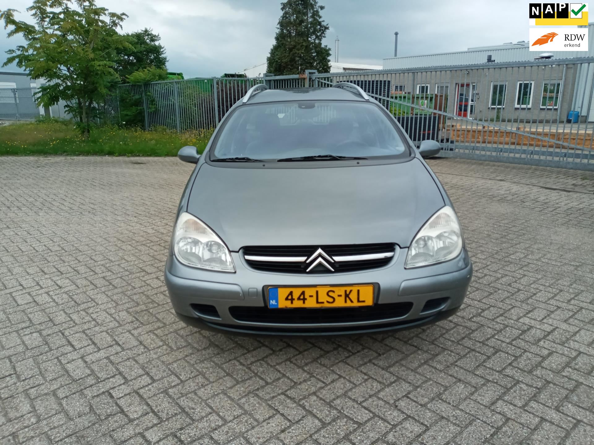 Citroen C5 Break occasion - Riffi Auto's