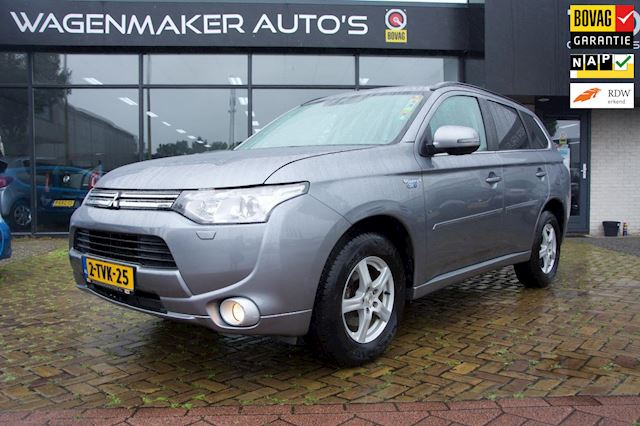 Mitsubishi Outlander 2.0 PHEV Executive Edition|Cam|Navi|Cruise