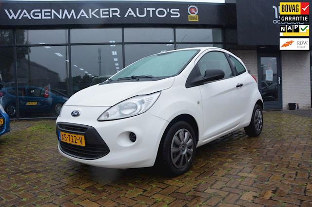 Ford Ka 1.2 Limited start/stop|Simpel|Zuinig|DealerOnderhouden