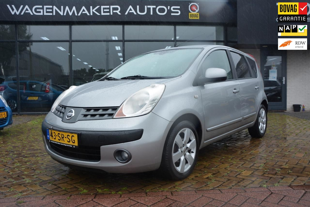 Nissan Note occasion - Wagenmaker Auto's