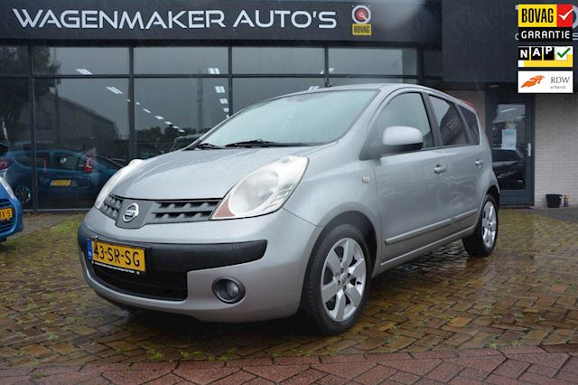 Nissan Note 1.4 First Note|Clima|Cruise|cdv|DealerOnderhouden!