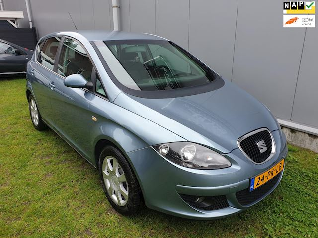 Seat Altea 1.6 Reference navigatie airco cruise control