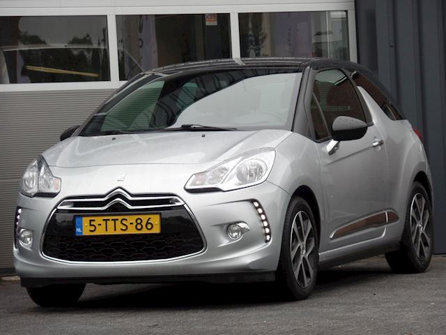 Citroen DS3 1.2 VTi So Chic Climatecontrol Navigatie Pdc Cruisecontrol