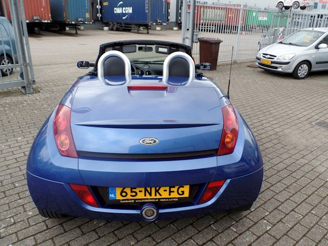 Ford Streetka Ka 1.6 First Edition binnenslaper